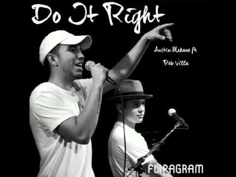 Austin Mahone, Rob Villa - Do It Right