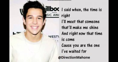 Austin Mahone - The One I've Waited For
