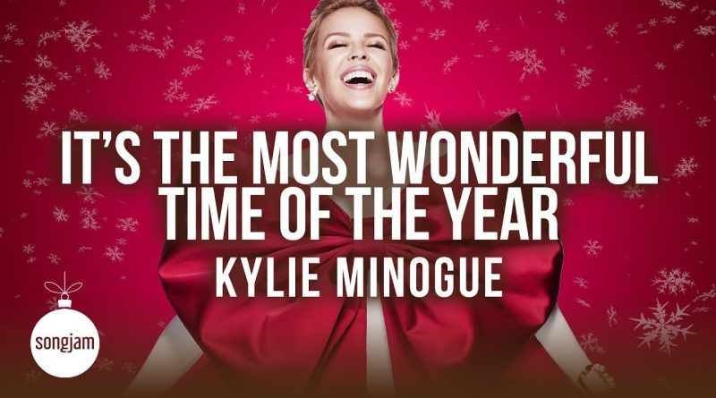 Kylie Minogue - It's the Most Wonderful Time of the Year