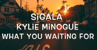 Sigala, Kylie Minogue - What You Waiting For