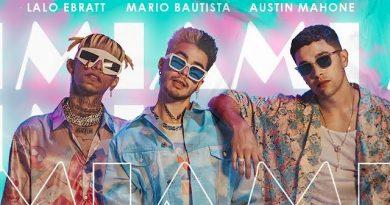 Austin Mahone, Lalo Ebratt, Mario Bautista - MIAMI