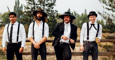 The Dead South - Gunslinger's Glory