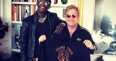 Young Thug, Elton John - High
