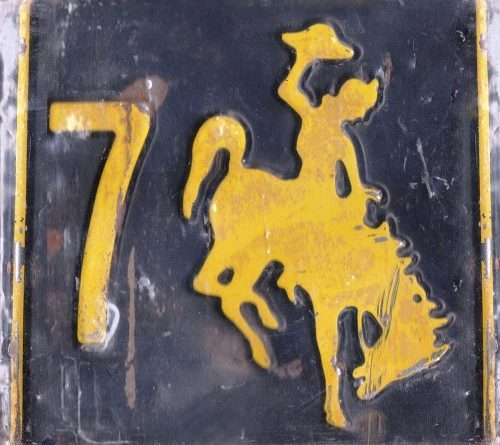 7Horse - Meth Lab Zoso Sticker