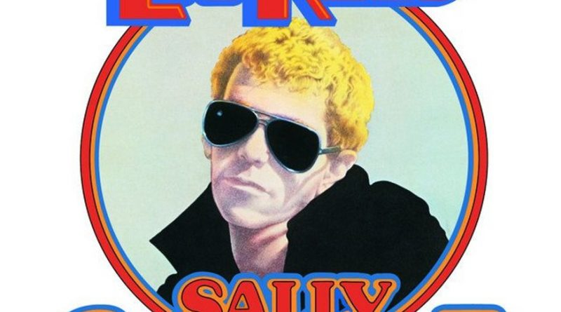 Lou Reed — Sally Can't Dance