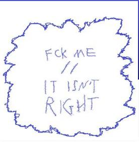 I Hate Myself Because - Fck Me