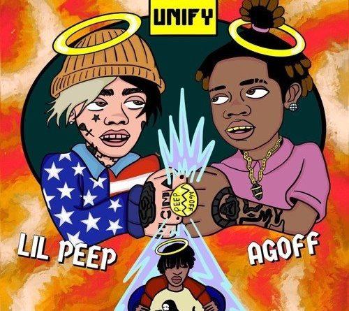 Lil Peep, AGoff - Unify