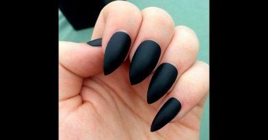 sowhatimdead x lil peep - black fingernails