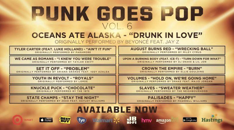 Oceans Ate Alaska - Drunk in Love
