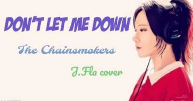 J.fla - Don't Let Me Down
