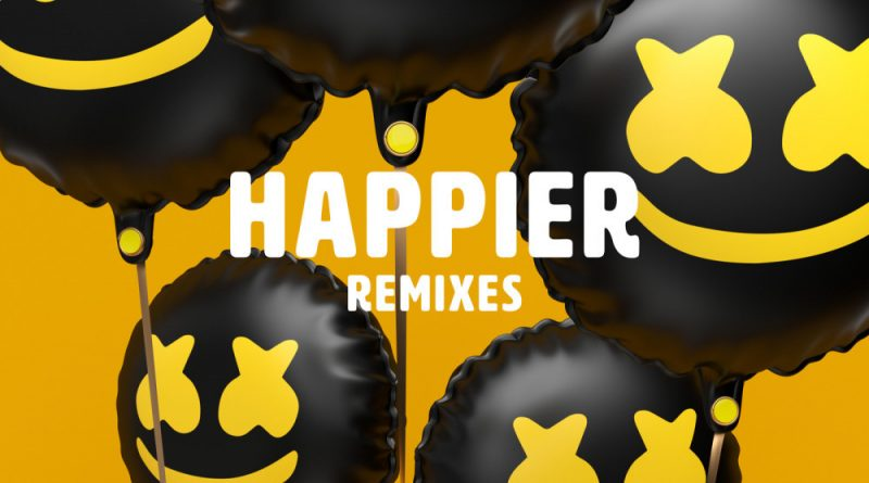 J.Fla - Happier
