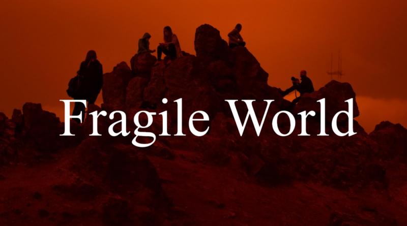 Alberto Rosende - Fragile World