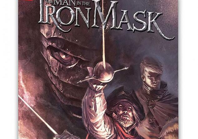 Iron Mask — Iced Winds of the North