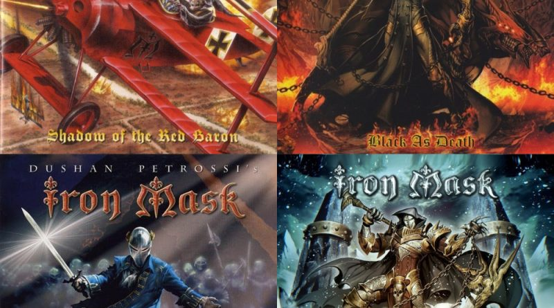 Iron Mask — Demon's Child