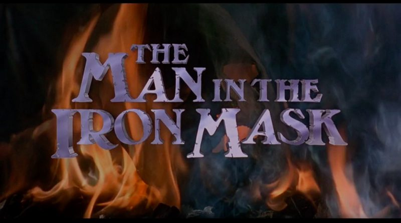Iron Mask — Forever in the Dark