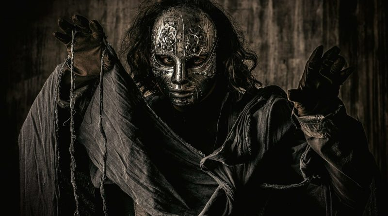Iron Mask — Ghost of the Tzar