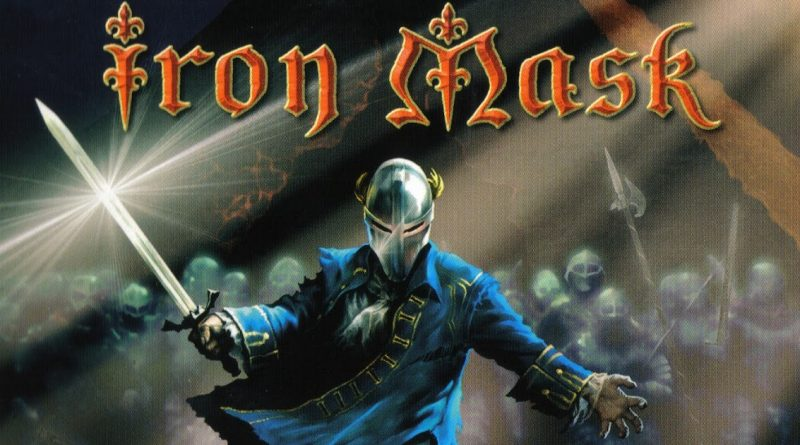 Iron Mask — Alexander the Great - hordes of the Brave